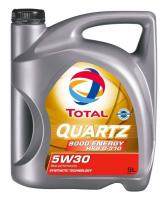 Total Quartz 5w30 9000 Energy HKS