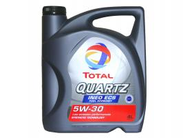 Total Quartz 5w30 INEO ECS