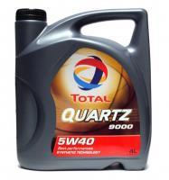 Total Quartz 5w40 9000