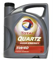 Total Quartz 5w40 9000 Energy