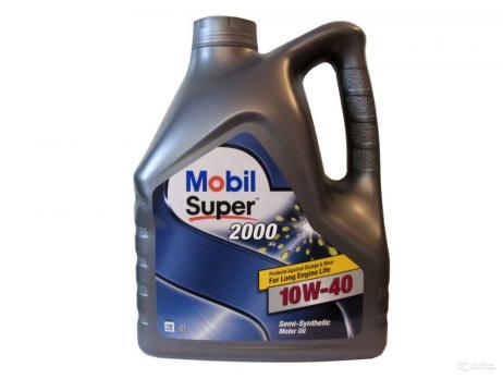 Mobil 10w40 2000