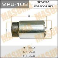 Топливный насос Тойота Камри V40 2.4 (Masuma)